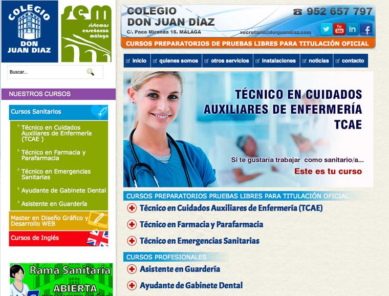 Colegio Don Juan Díaz