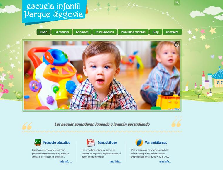 Guardería Infantil Parque Segovia