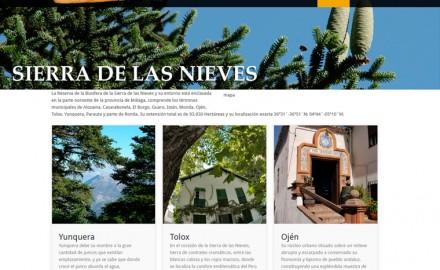 Sinatur. Asociación de Turismo Rural Sierra de las Nieves
