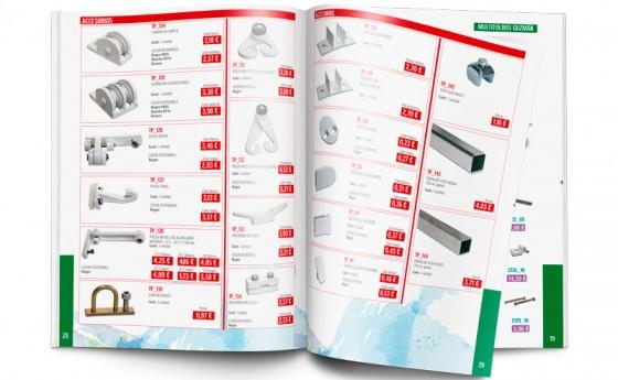 Catalogo de Accesorios. Multitoldos Guzman