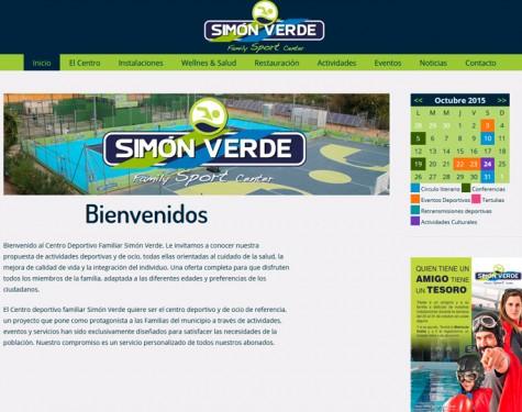 Simon Verde. Family Sport Center