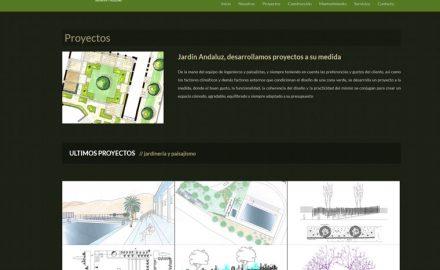 Jardin Andaluz. Jardinería y paisajismo