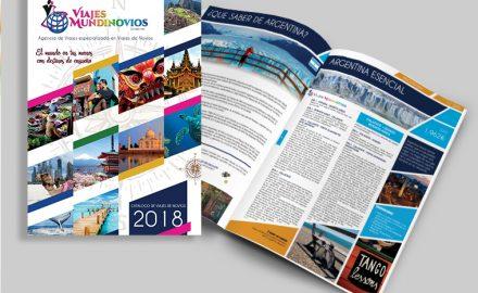 Catálogo de Viajes 2018. Viajes Mundinovios