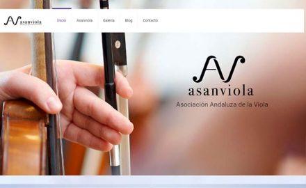 ASANVIOLA Asociación Andaluza de la Viola