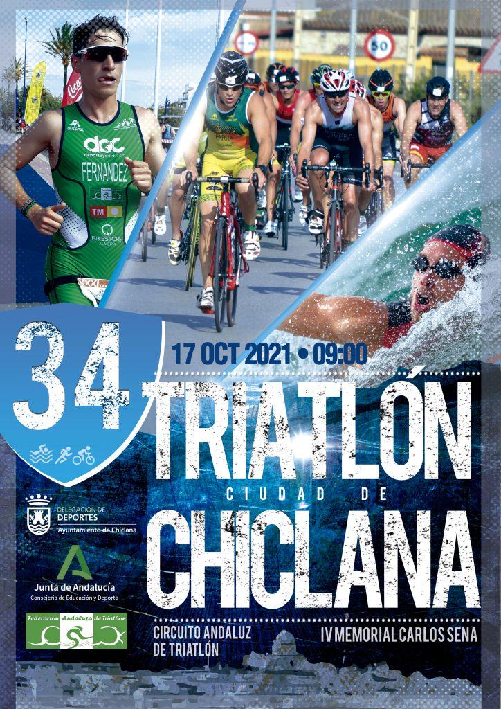 TRiatlon Ciudad de Chiclana 2021
